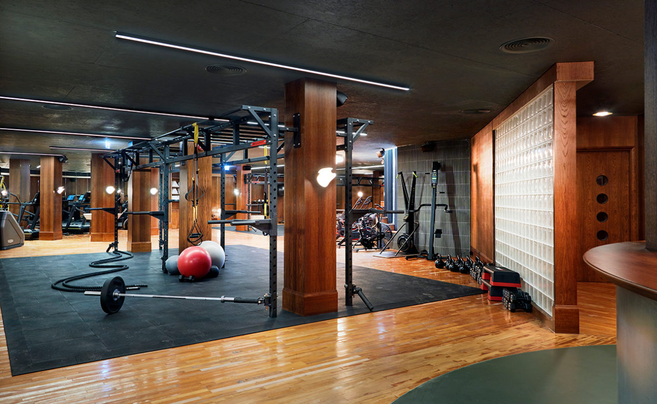 House Gym by Soho House