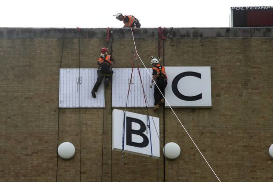 BBC letters