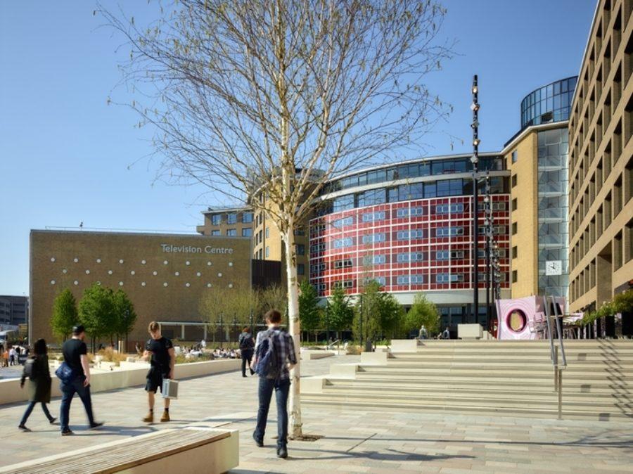 Television Centre Riba Image