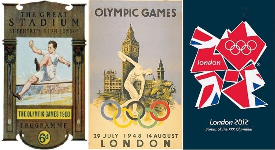 London 2012 1948 Olympics