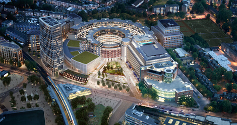 Television Centre White City London