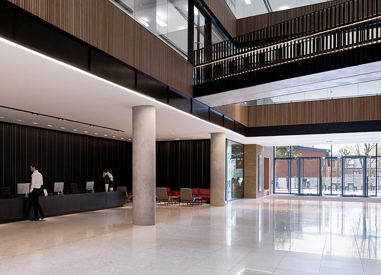 2 Television Centre Reception
